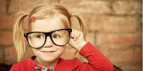 How to Tell if Your Child Has Vision Problems, Norwich, Connecticut