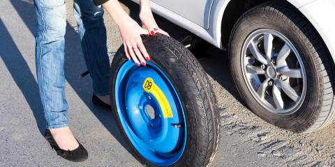 What Are the Types of Spare Tires?, Lincoln, Nebraska
