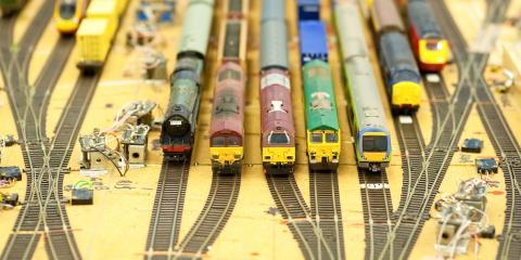 Do's & Don'ts of Model Train Storage, Jacksonville, Arkansas