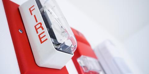 Commercial Fire Alarm Requirements, Harrisonburg, Virginia