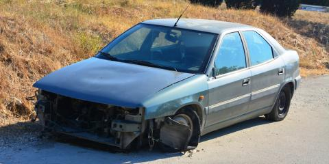 A Guide to Auto Wreckers, Philadelphia, Pennsylvania