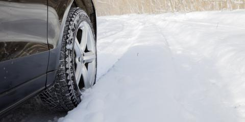 Why Does the Tire Pressure Light Turn On During Winter?, Lincoln, Nebraska