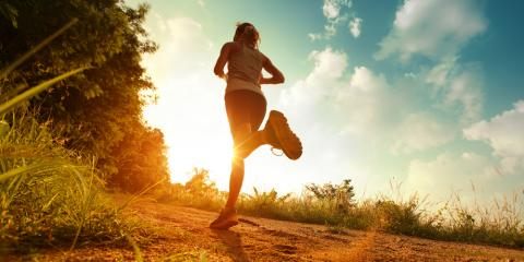 How to Treat Runner's Ankle Sprain, Harrison, Ohio