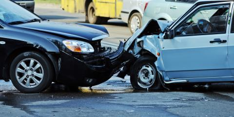 CAR DAMAGE IS NOT RELATED TO THE SEVERITY OF YOUR INJURIES, Central Pasco, Florida