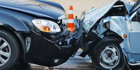 4 Steps to Take After a Car Crash, Bronx, New York