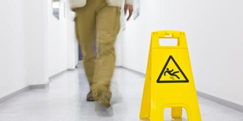 Frequently Asked Slip & Fall Questions Answered, Torrington, Connecticut