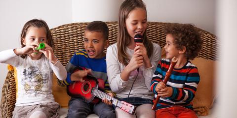 4 Benefits of Kids Music & Musical Toys, Milford city, Connecticut
