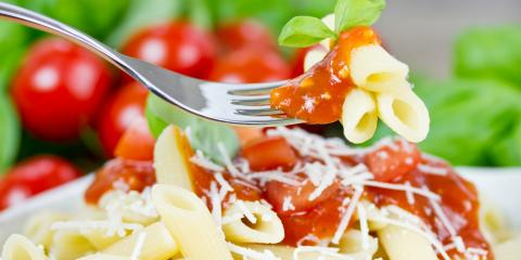 How Pasta Benefits Runners, Groton, Connecticut