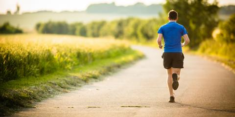 5 Foot Care Tips for Runners, Franklin, Ohio