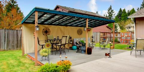 3 Benefits of Adding a Pergola to Your Backyard, Clearwater, Minnesota