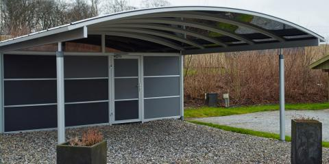 4 Benefits of Installing a Metal Carport, Floresville, Texas