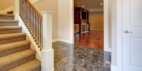 Why You Should Carpet Your Stairs , Green, Ohio