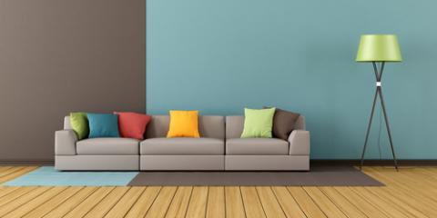 What Your Home Improvement Color Choices Say About You, ,