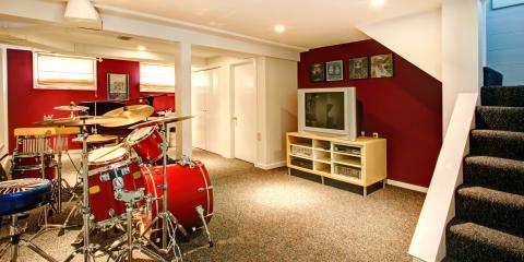 3 Tips for Choosing the Perfect Basement Wall Colors, Lindsay, Oklahoma