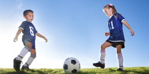 3 Ways to Practice Soccer at Home With Your Kids, Norwalk, Connecticut