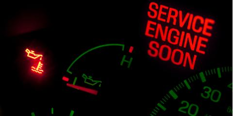 Why Is Your Check Engine Light On?, Mount Orab, Ohio