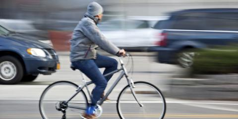 MA & RI Governors Aim to Reduce Commuter Congestion & Bicycle Accidents, Boston, Massachusetts
