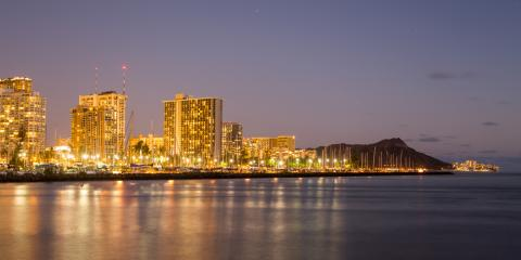 4 Waikiki Travel Attractions, Honolulu, Hawaii