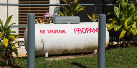 3 Places to Never Store Propane Tanks, New Braunfels, Texas