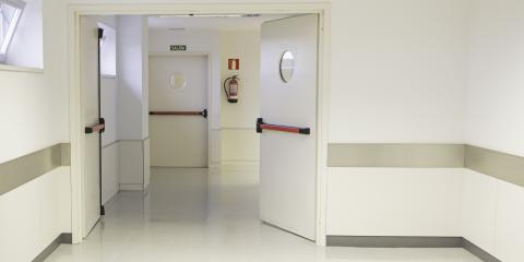 4 Benefits of Automatic Doors for a Medical Facility, Ewa, Hawaii