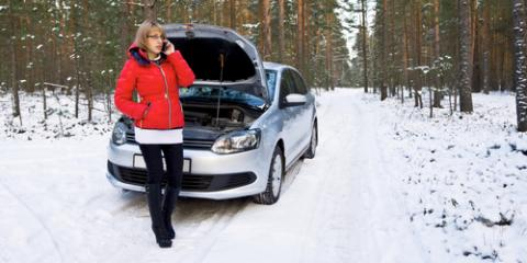 How Does the Winter Affect Your Car's Transmission?, Lincoln, Nebraska