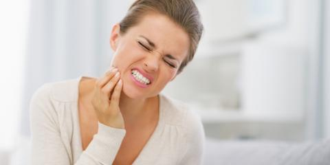 4 Common Causes of Tooth Sensitivity , ,