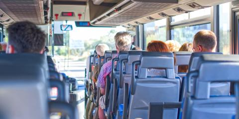 3 Tips for Sleeping on an Overnight Bus Trip, Bolton, Connecticut
