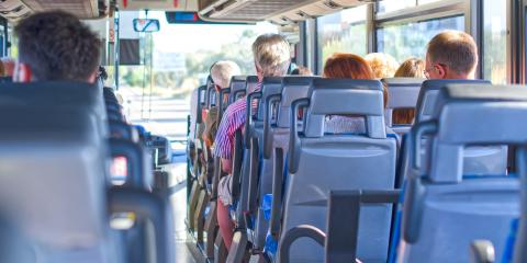3 Reasons to Book a Charter Bus for Your Next Group Outing, Bolton, Connecticut