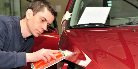 3 Most Common Types of Auto Body Repairs, High Point, North Carolina