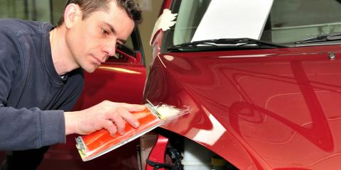 What Are Your Dent Repair Options After a Collision?, Evergreen, Montana