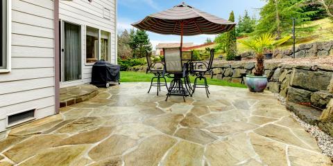 4 Spring Care Tips for Concrete Patios, Monroe, Ohio