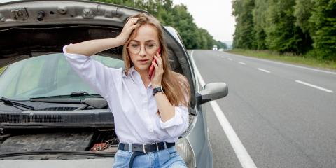 5 Common Roadside Assistance Services, Mountain Home, Arkansas