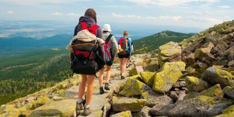 3 Tips for Proper Backpack Wear When Hiking, High Point, North Carolina