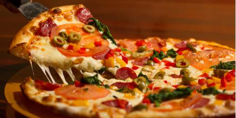 Top 5 Pizza Toppings at Local Restaurants, Gulf Shores, Alabama