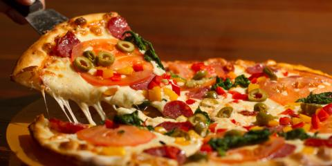 3 Ways Pizza Can Be Part of Your New Year's Resolution, Hempstead, New York