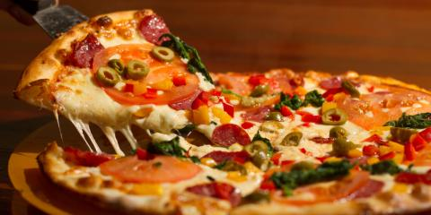 What's the Best Way to Reheat Cold Pizza?, Anchorage, Alaska