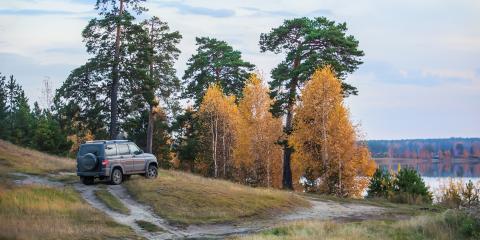 3 Tips for Driving on Gravel Roads, ,