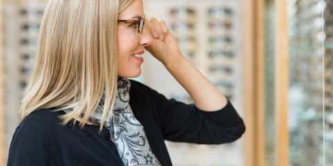 Which Glasses Should You Choose For Your Face Shape? , Russellville, Arkansas