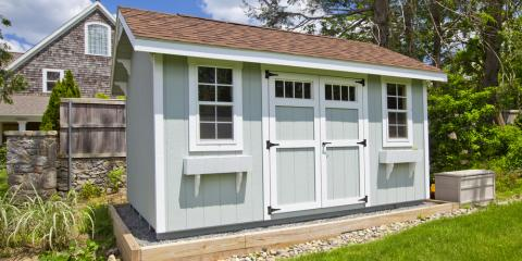 3 Ways to Maintain Your Shed or Portable Building, Ashland, Missouri