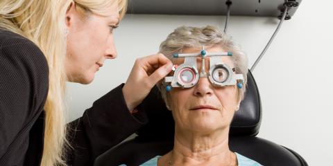 Elderly Care: National Eye Care Month Highlights the Importance of Clear Vision, Cincinnati, Ohio