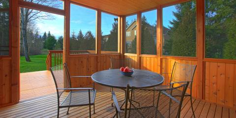 Top 3 Tips for Keeping Your Patio Enclosure Warm, Cincinnati, Ohio