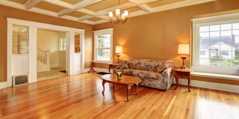 Pre-Finished vs. Unfinished Hardwood Flooring, Pittsford, New York