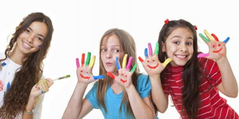 Why Art Classes Are Ideal for Kids' Birthday Parties, Roslyn, Washington