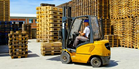 3 Common Uses for a Forklift - AJ Jersey, Inc. - South Plainfield | NearSay