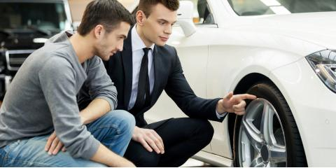 5 Signs It's Time to Replace Your Vehicle's Tires, Versailles, Kentucky
