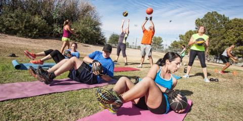 5 Best Reasons to Participate in Group Fitness Training, Lithonia, Georgia