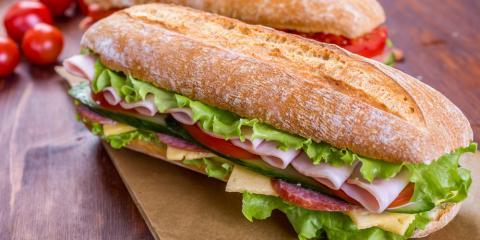 Celebrate National Sandwich Day at La Pizza Rina, Honolulu, Hawaii