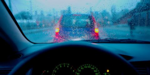 3 Teen Driving Tips When Commuting in the Rain, Greece, New York