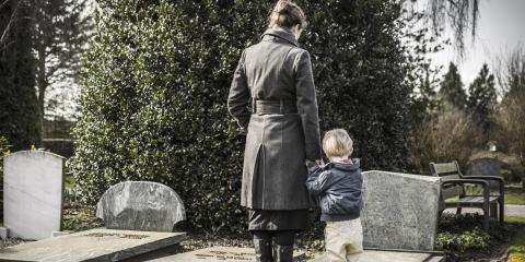 Tips for Explaining a Loved One's Death to a Child, Grand Rapids, Wisconsin