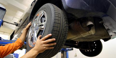 4 Benefits of Rotating Tires, ,